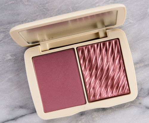Cover FX Sweet Mulberry Monochromatic Blush Duo Review & Swatches