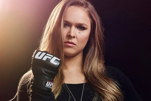 Ronda Rousey Will Be the First Woman Inducted into the UFC Hall of Fame