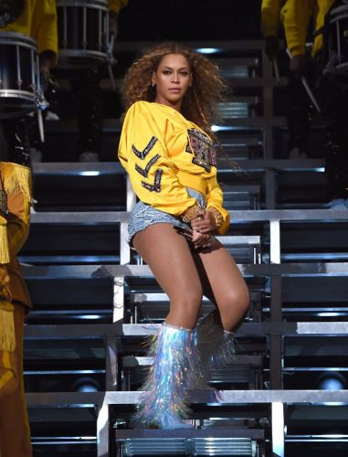 Hot Tip: Beyoncé's Coachella Cutoffs Were $90