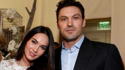Megan Fox Thanks Hot Hubby Brian Austin Green For Passing On His 'Heartthrob' DNA