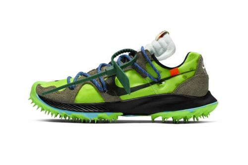 """Take an Official Look at the Off-White™ x Nike Zoom Terra Kiger 5 """"Athlete in Progress"""""""