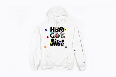 "ALIFE Creates a Limited Edition Hoodie for the 'Game of Thrones' ""Rep the Realm"" Collection"