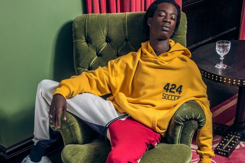 424 Focuses on Relaxed Styling for SS19