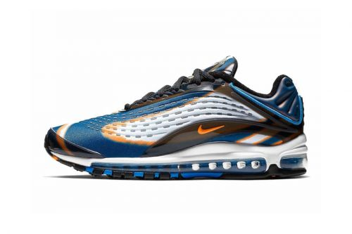 "Nike Air Max Deluxe ""Blue Force"" Hits Retailers Next Month"