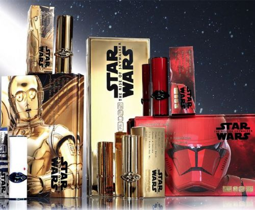 Pat McGrath x Star Wars The Rise of Skywalker for Holiday 2019 + Decadence Returns!