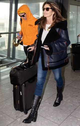 Cindy Crawford Wore the Boot Trend You Haven't Tried Yet