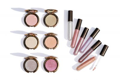 Becca Light Chaser Highlighters and Liquid Crystal Glow Glosses