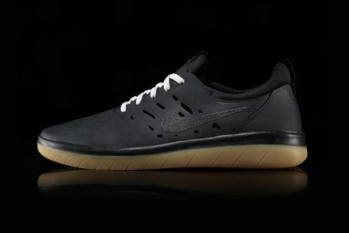 The Nike SB Nyjah Free Gets a Gum Sole