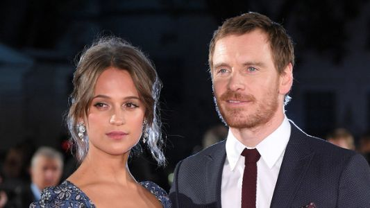 So Michael Fassbender And Alicia Vikander Got Secret-Married