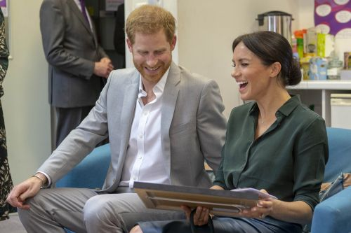 Prince Harry And Meghan Markle Shade Everyone Getting Their Dog's Name/Gender Wrong