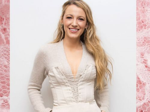 Blake Lively, A Human With 'Control Issues And A Big Ego,' Styles Herself