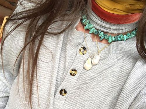 This Old-School Jewelry Trend is Back in a Huge Way