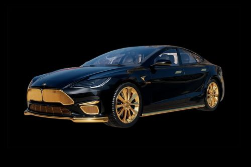 Caviar Creates The World's Most Expensive Tesla Model S at $300,000 USD