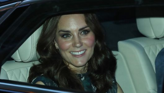 TBH, Kate Middleton Driving Herself Looks Really Weird And Here's Why