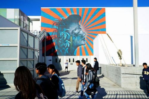 "LA School District To Remove Massive ""Hateful"" Mural In Koreatown"