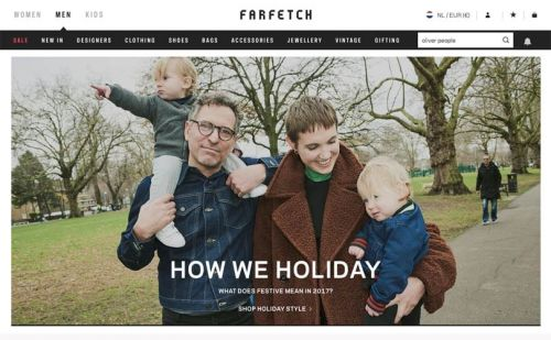 How Farfetch is becoming a key player in the luxury realm