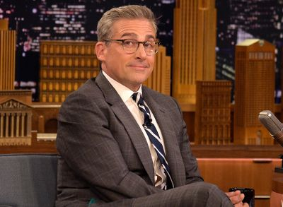 Steve Carell Got Really Hot-and Is Now Everyone's Fave Silver Fox