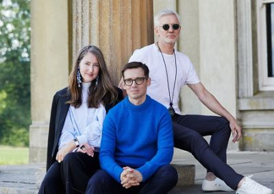 H&M new designer collaboration with Erdem; Baz Luhrmann to tell the story