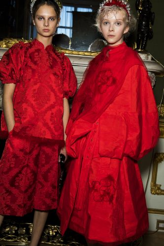 Simone Rocha: Ready-to-Wear SS19