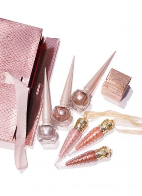Christian Louboutin Metalinudes Review and Swatches