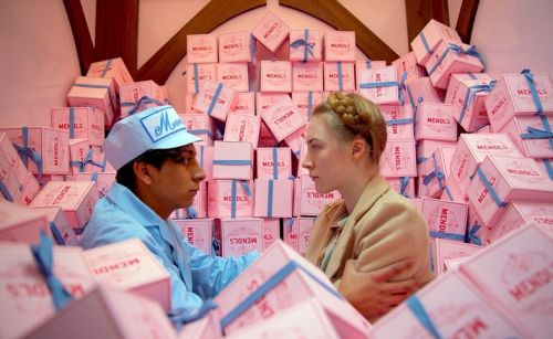 Wes Anderson is shooting his 10th feature film in France
