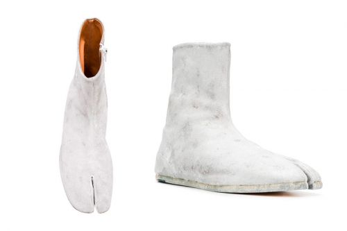 Maison Margiela Gives Its Side-Zip Tabi Boots a Painted Makeover