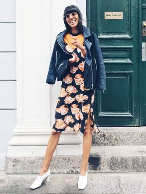 This Scandinavian It Girl Has the Coolest Street Style