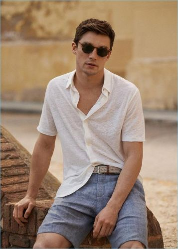 Alexis Petit Dons Summer Style by Mango Man