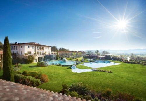 Elite Review: Adler Thermae in Tuscany, Italy