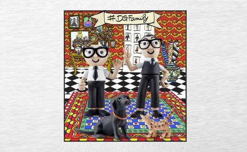 Dolce & Gabbana launch branded toy collection