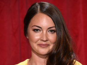 EastEnders' Lacey Turner Tells Us All About Her Wedding Plans