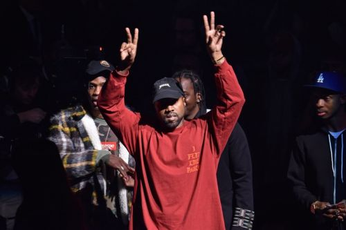 Kanye West Parts Ways With Manager Scooter Braun
