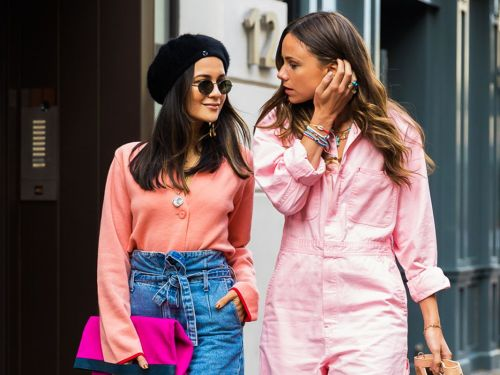 10 Reasons We Can Bet You'll Be Wearing a Lot of Pink This Spring