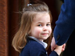It Sounds Like Princess Charlotte Is The Perfect Big Sister To Prince Louis
