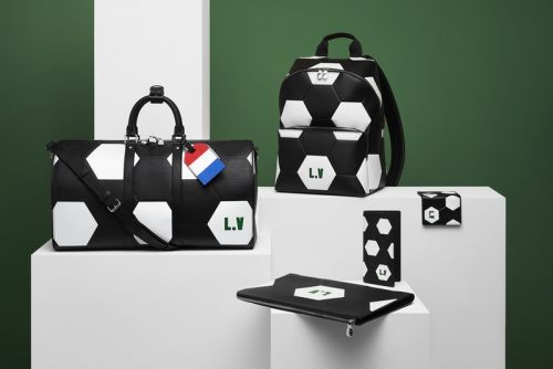 Louis Vuitton & FIFA Collaborate on 2018 World Cup Leather Accessories