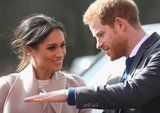 Meghan Markle's Messy Bun Is Proof That Even Future Royals Don't Always Tame Their Flyaways