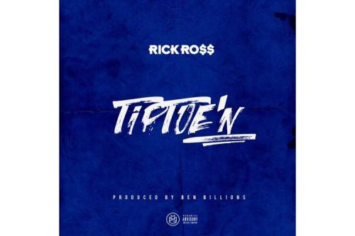 "Rick Ross Shares His Latest Track, ""TipToe'N"""