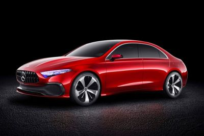 Mercedes-Benz Is Set to Release Its A-Class & AMG GT Sedans in the US next Year