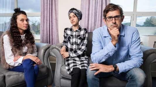 Louis Theroux's next documentary is on eating disorders