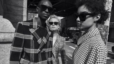 Warby Parker and Virgil Abloh Made Some Very Cool Black Sunglasses Together