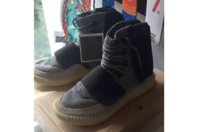 An Unreleased Pair of adidas YEEZY BOOST 750 Emerge