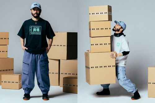 Daniel Arsham Links With Toraichi For Workwear Collection