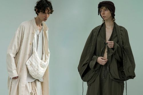 JULIUS' SS21 Lookbook Is Packed With Ragged Jedi