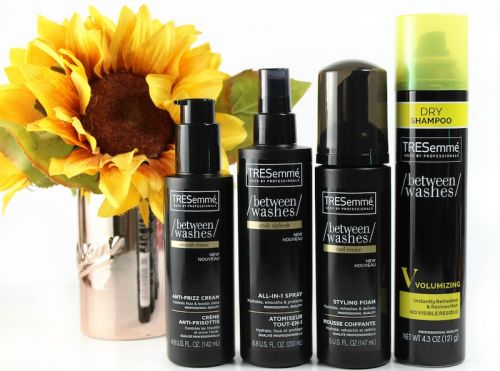 Summer Fresh Hair with TRESemmé® Between Washes Collection