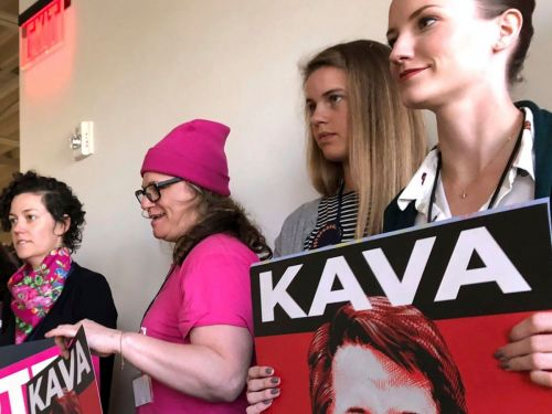 Walkout In Support Of Christine Blasey Ford Planned As She Agrees To Testify
