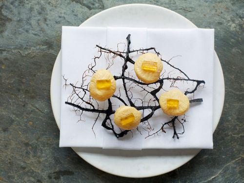 7 Artistic Dishes That Are Almost Too Pretty To Eat