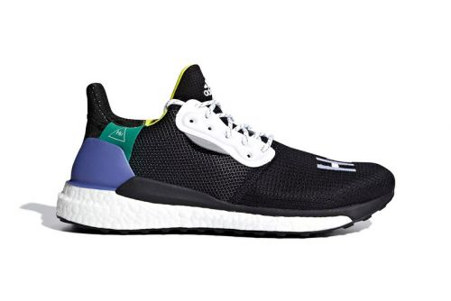 Advent Calendar Day 15: Pharrell x adidas Originals Solar Hu Glide