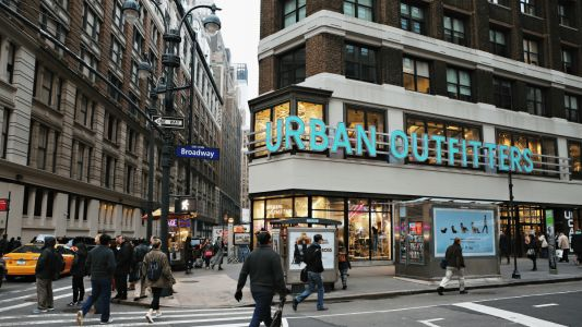 Must Read: Urban Outfitters Reports Record Q2 Sales, a Closer Look at Serena Williams' Off-White x Nike Footwear