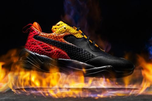 """The Shoe Surgeon & PUMA Collide on the Thunder Desert """"Elements"""" Pack"""