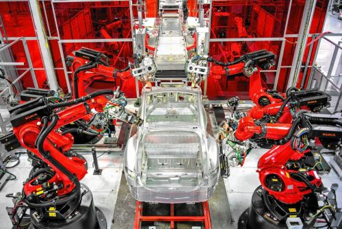 Tesla Reportedly Close to Opening a $145 Million USD Factory in Shanghai